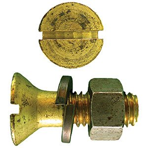 Brass Brake Block Bolts