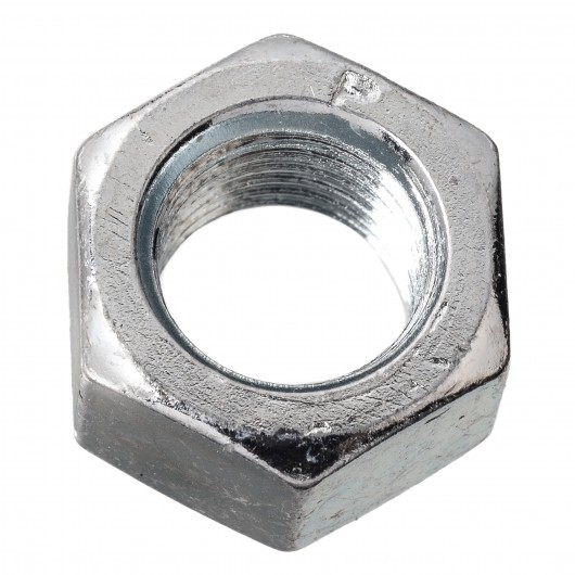 9 16 18 Finished Hex Nut Zinc Plated Grade 2 UNF
