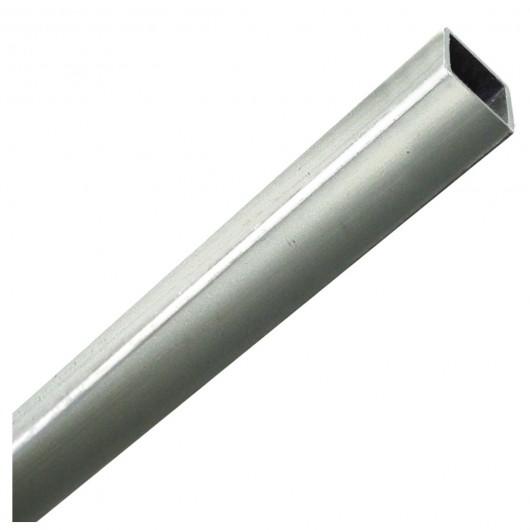 """1/16"""" x 3/4"""" x 4' Aluminum Square Tubing"""