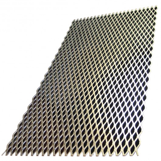 "3/4"" x 12"" x 24"" Expanded Steel Sheet"