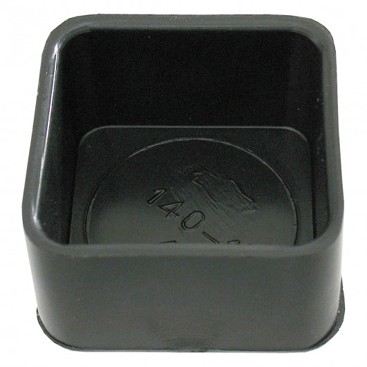"""1"""" OD Safety Caps-Square"""