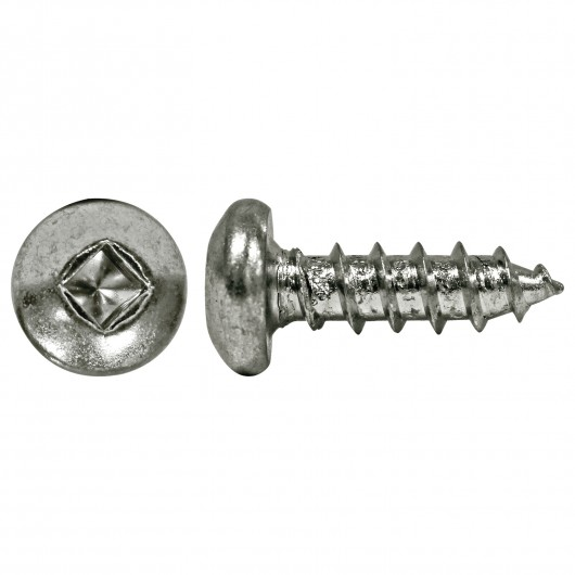 "10 x 5/8"" Pan Head Socket Drive Spee-Drill Type 'S' Screws-H.V.A.C.-Zinc Plated"