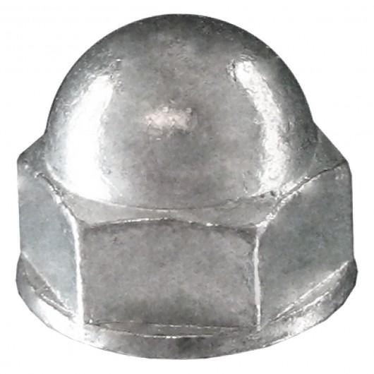 "1/4""-20 18.8 Stainless Steel Acorn Nut"