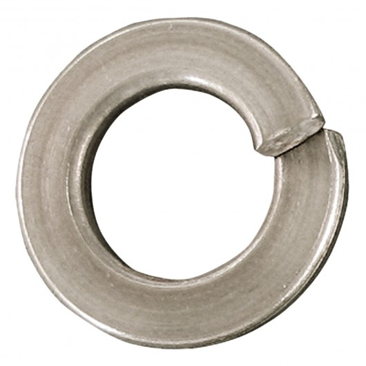 "1/2"" 18.8 Stainless Steel Medium Lock Washers"