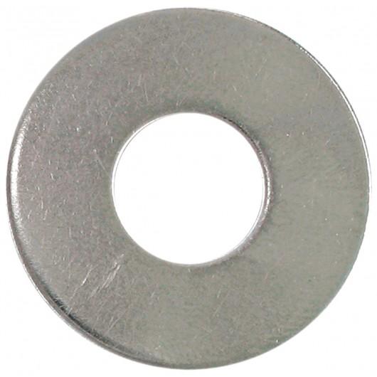 "1/4"" x 11/16"" OD Aluminum Flat Washer"