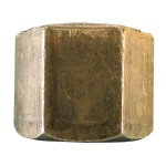 """1 1/8""""-12 Papco Double Thickness Nuts-UNF"""