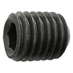 "3/8""-16 x 3/8"" Alloy Steel Cup Point Socket Set Screw-UNC"