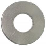 "5/8"" Bolt Size-Plain Steel Washer-Zinc Plated-1 lb"