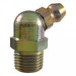 1/4 NPT 65° Elbow Grease Fitting