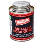 1 Litre Masters Metallic Compound Pipe Thread Sealant