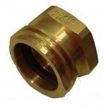 "1-3/4"" x 1/4"" Brass Adaptor"