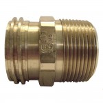 "1-3/4"" x 1-1/4"" Brass Adaptor"