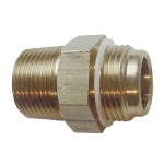 """3/4"""" M. NGT Inlet x 3/4"""" MNPT Outlet"""