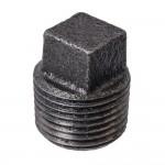 Malleable Iron Plug-Square Head Cored