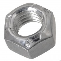 "7/16""-14 Conelok Lock Nut-Zinc Plated-Grade B-UNC"