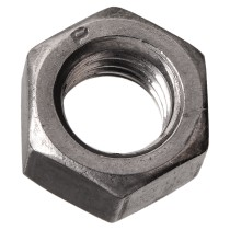 "3/8""-16 Finished Hex Nut-Grade 2-UNC"