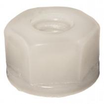 10 - All Nylon Uni-Nut Lock Nut