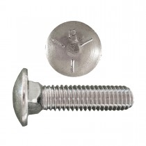 "3/4"" x 4"" Shaker Screen Bolt-Zinc Plated-Grade 5-UNC"