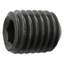 "3/8""-16 x 1/2"" Alloy Steel Cup Point Socket Set Screw-UNC"