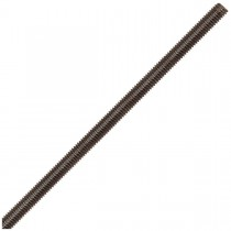 "3/4""-10 x 12"" Steel Fully Threaded Rods-UNC"