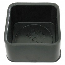 "1"" OD Safety Caps-Square"