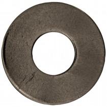 "1 1/8"" L Bolt Size-Plain Steel Washers-1 lb"