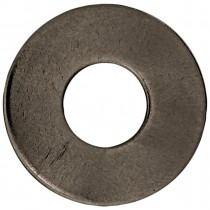 "1 1/4"" L Bolt Size-Plain Steel Washers-1 lb"