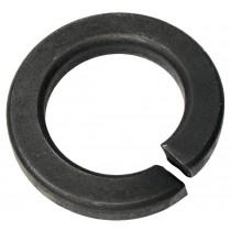 No.4 Steel-Regular Spring Lock Washers-100 Pack