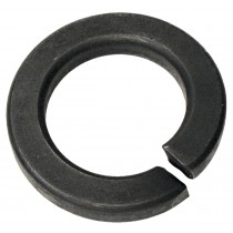 "1 1/4"" Steel - Regular Spring Lock Washers - 100 Pack"