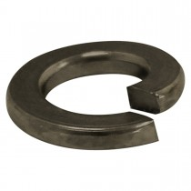 """1/4"""" Steel-Extra Duty Spring Lock Washers-1000 Pack"""