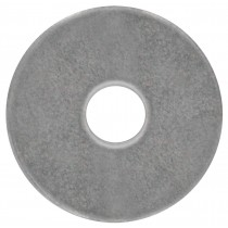 "1/4"" Fender Washers-Zinc Plated"