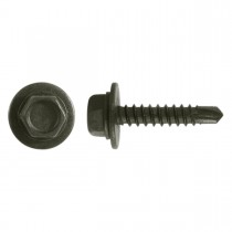 M4.2-1.41 x 20mm Hex Head Sems with Teks Point