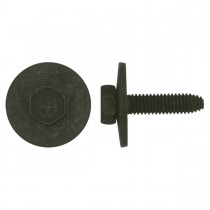 M6-1.0 x 25mm Body Bolts