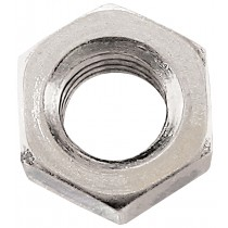10-24 18.8 Stainless Steel Hex Machine Screw Nut