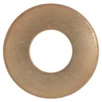 "3/8"" x 1"" OD Silicon Bronze Flat Washer"