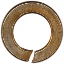 "9/16"" Silicon Bronze Medium Lock Washers"