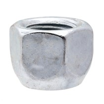 "1/2""-20 Regular - 3/4"" Hex, 9/16"" Length Wheel Nut"