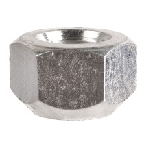 "5/8""-18 Regular - 1 Hex, 21/32 Length Wheel Nut"