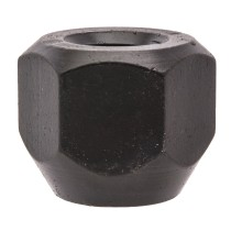 "9/16""-18 Regular - 1-1/16"" Hex, 15/16"" Length Wheel Nut"