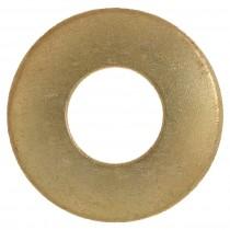 """2-x 7/32"""" OD  Brass Flat Washer"""