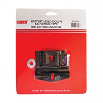 Universal Side Type Battery Hold Down
