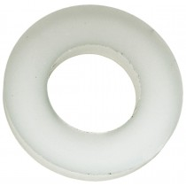 No.8 Nylon Flat Washers