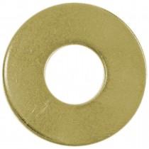 M6 Metric Flat Washers-Yellow Zinc Dichromate Plated-ISO 7089