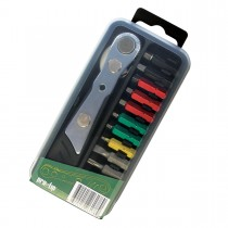 13 piece Colour Coded Pocket Tool Kit