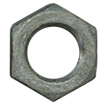 "1 1/2"" Finished Hex Nut-Hot Dipped Galvanized-UNC"