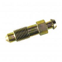 M8-1.0 x 37.3mm Brake Bleeder Screws - Ford/Mazda/Geo/Isuzu