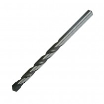 "15/32"" x 5-3/4"" High Speed Steel Reduced Shank Industrial Grade Drill Bits"