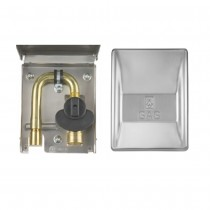 Stainless Steel Gas Outlet Box