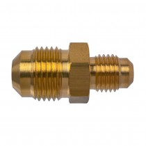 """1/4"""" x 3/16"""" Flare Union Coupling - Reducing - Tube to Tube"""