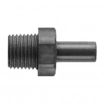 "3/8"" Stem O.D. x 3/8"" Pipe Thread (NPTF) Stem Adaptor"